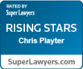 chris rising star