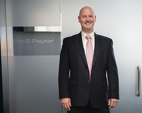 Attorney Eric Playter