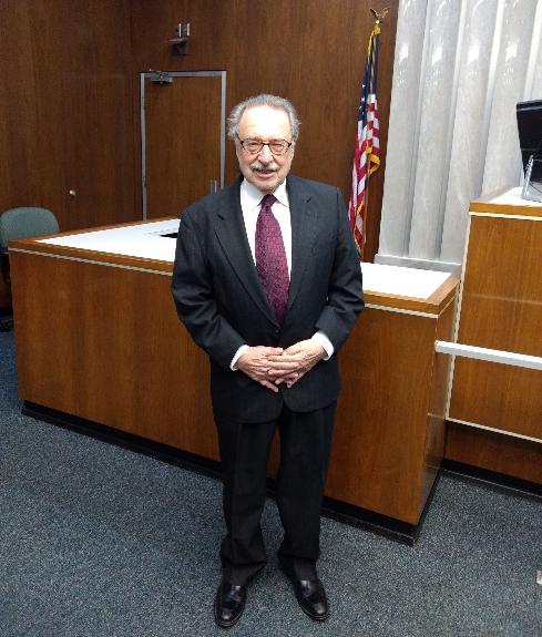 Attorney Irwin Prince