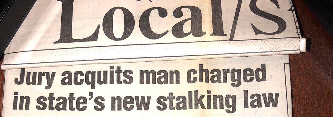 Newspaper Article Headline