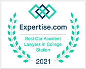 College Station 2021 Best Car Accident Lawyer