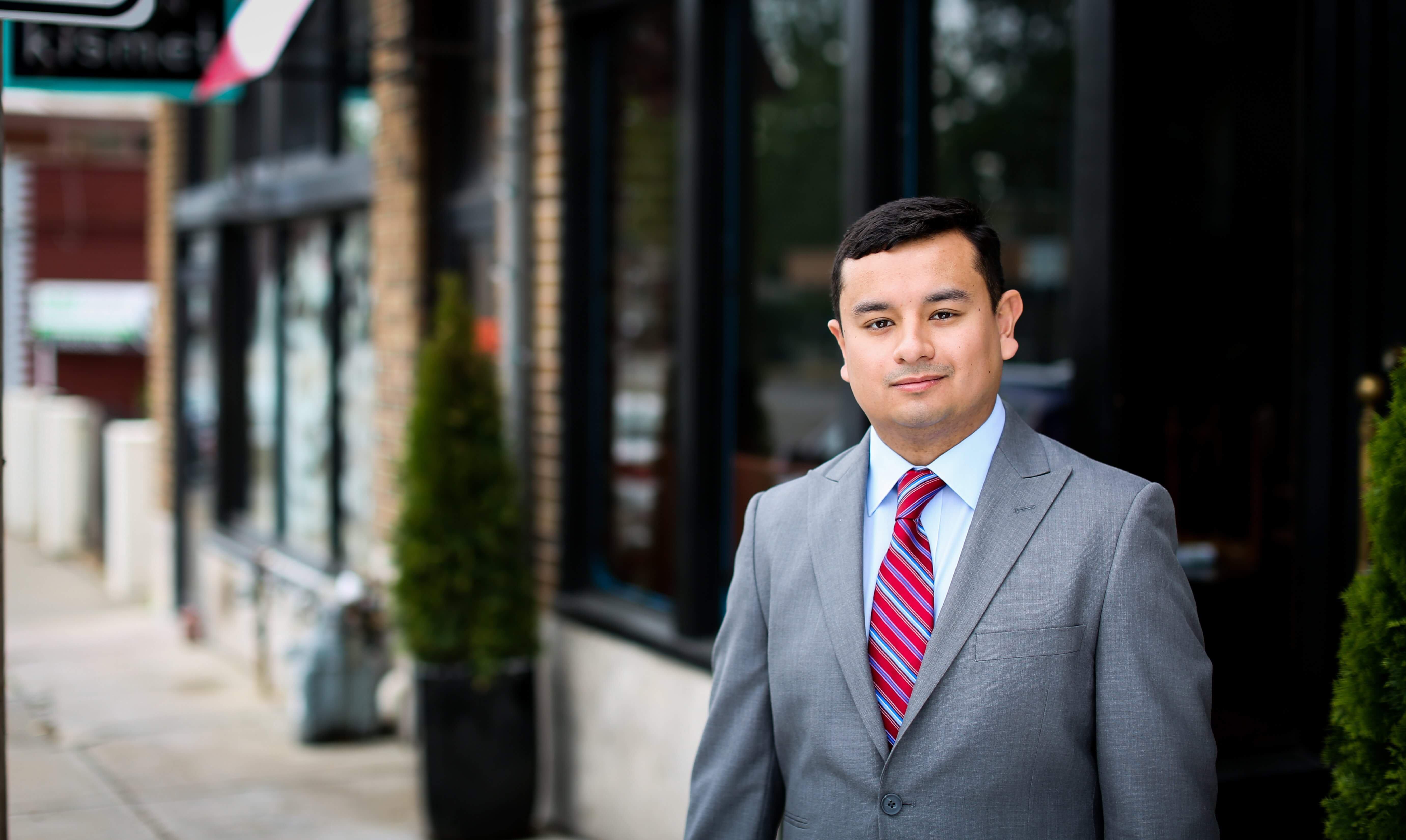 Attorney Matt Robertson