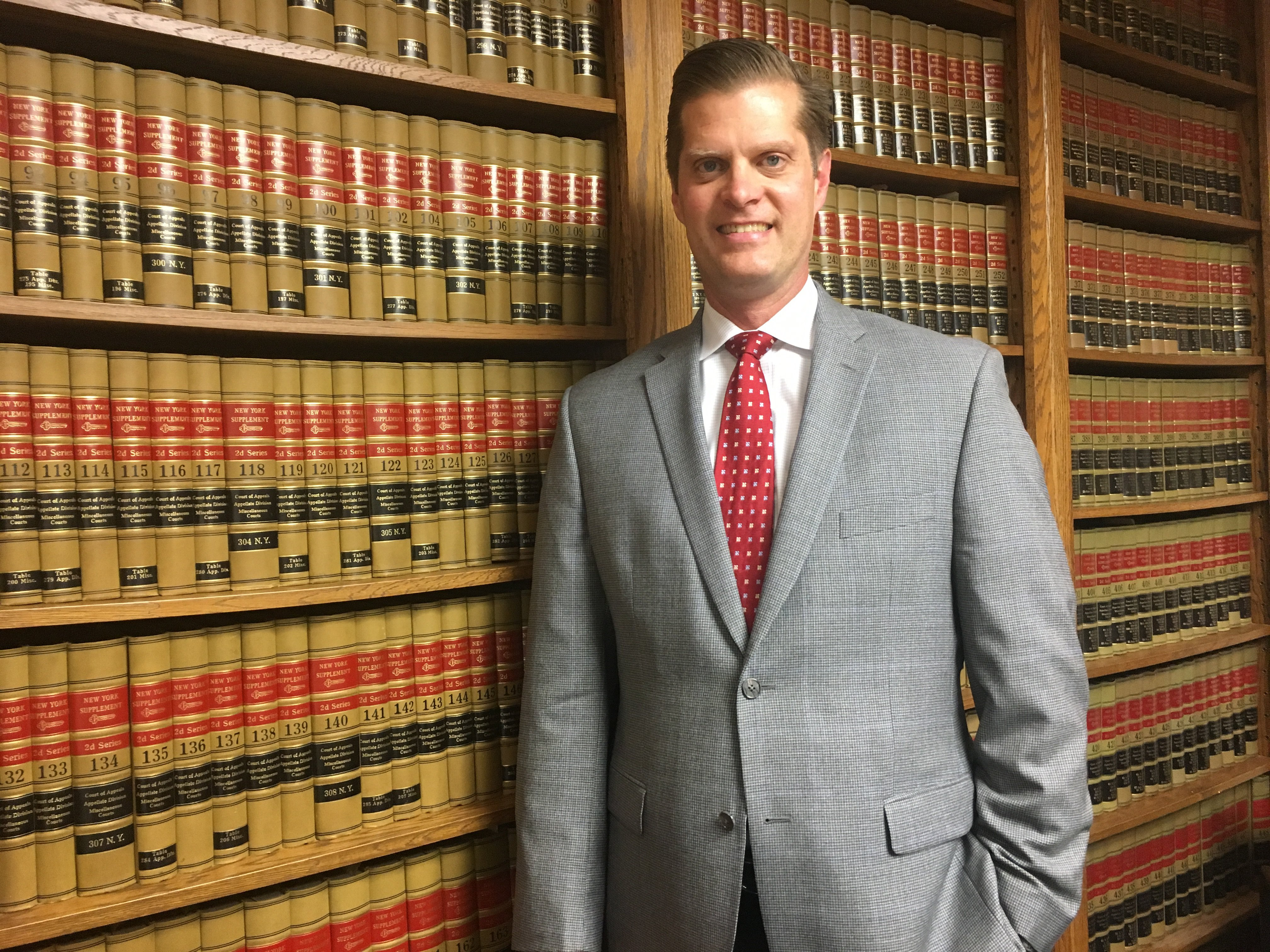 Attorney Nick Warywoda