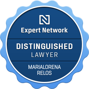 distinguished lawyer badge