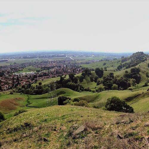 Vacaville_CA_hills