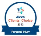 personal injury avvo
