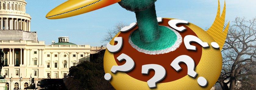 Giant duck