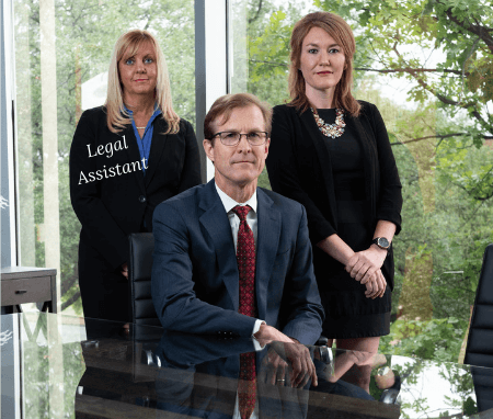 Rodman Law Office team