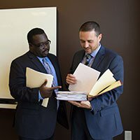 Attorney Nii OOllennu and associate