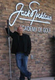 Scott Andresen at Nicklaus Academy