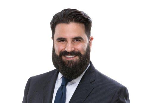 Headshot of Attorney Ali Salimi