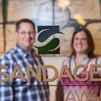 Attorneys Lance Sandage and Sarah Hess