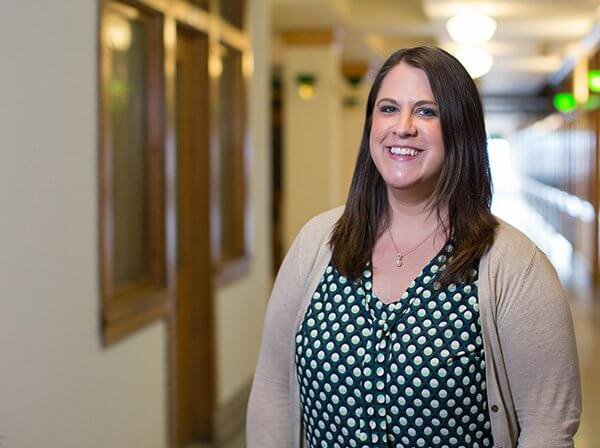 Attorney Sarah Hess