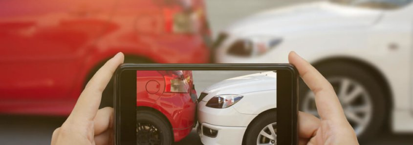 Image of a Rear End Accident