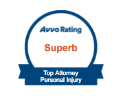 avvo rating superb badge