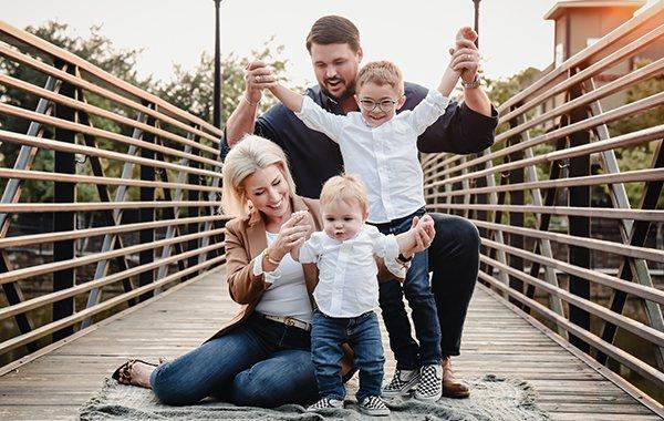 Shadinger family