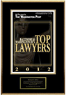 Top lawyers plaque