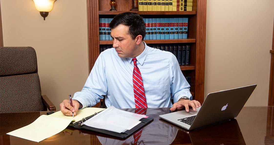 Attorney Jon Voegeli