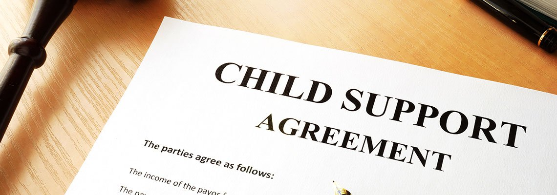 Child Support Agreement document