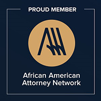 Proud Member African American Attorney Network