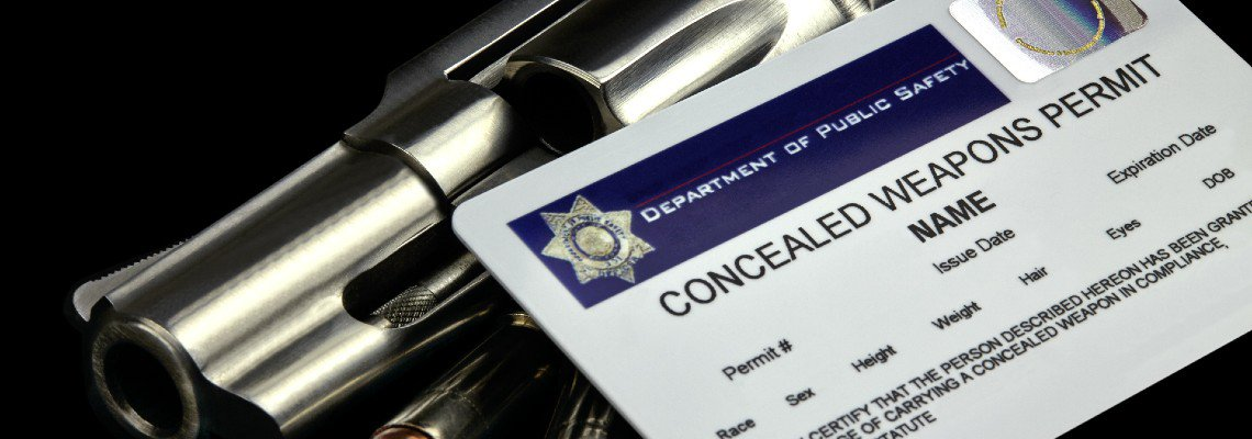 Concealed Weapon Permit and Gun
