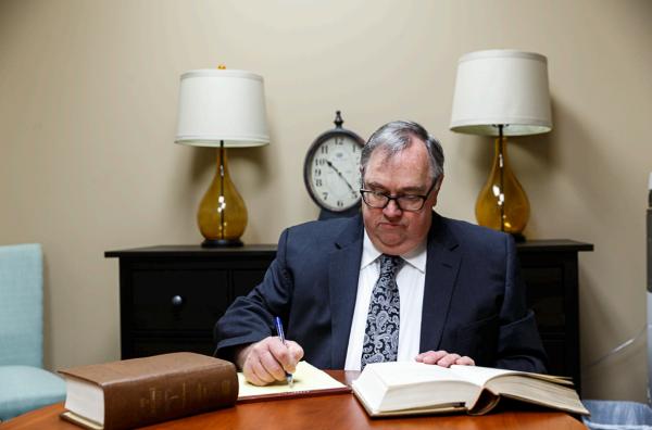 Attorney Wiliam D. Stilley