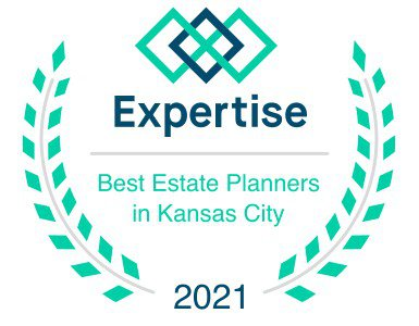 Best Estate Planner in Kansas City Badge