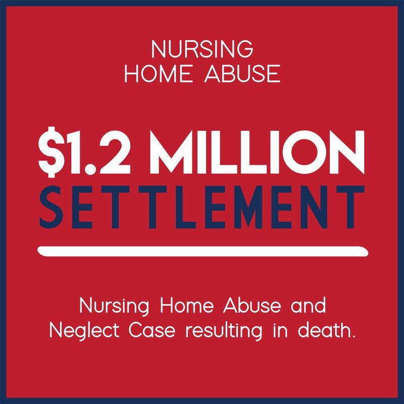 Nursing Home Abuse Settlement Block