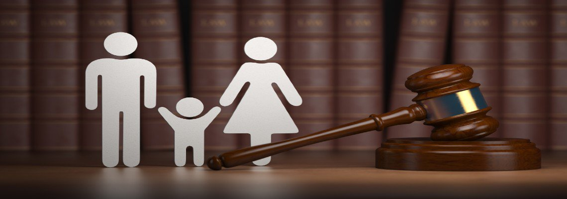 Paper Family and Gavel