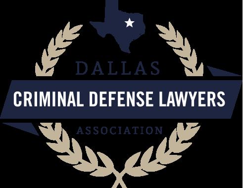 Dallas Criminal Defense Lawyers Association badge