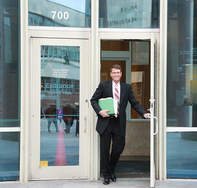 Attorney Matt Troutman