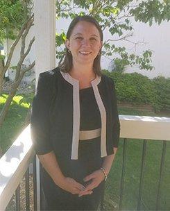 Jill Turner, Attorney smilng