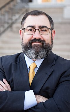 Attorney Bryan Vernetti headshot