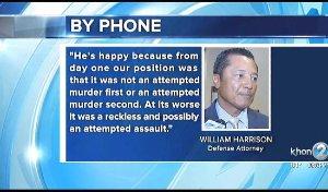 Attorney William Harrison quotation on a news segment