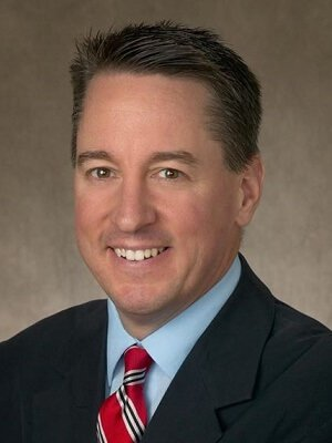 Headshot of attorney Rusty Webb