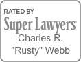 Super Lawyers Charles Webb