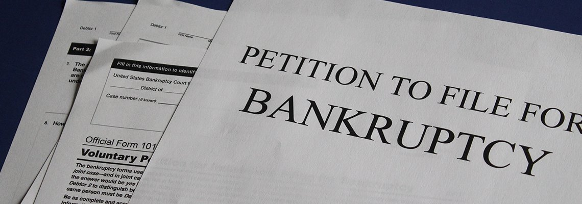Forms to file bankruptcy