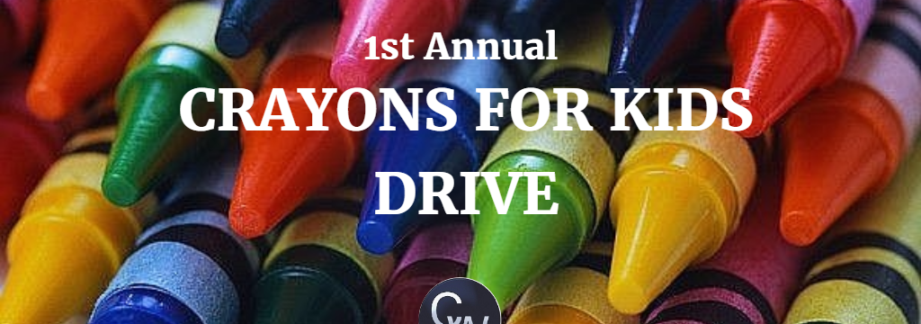 Crayons for Kids 1st Annual