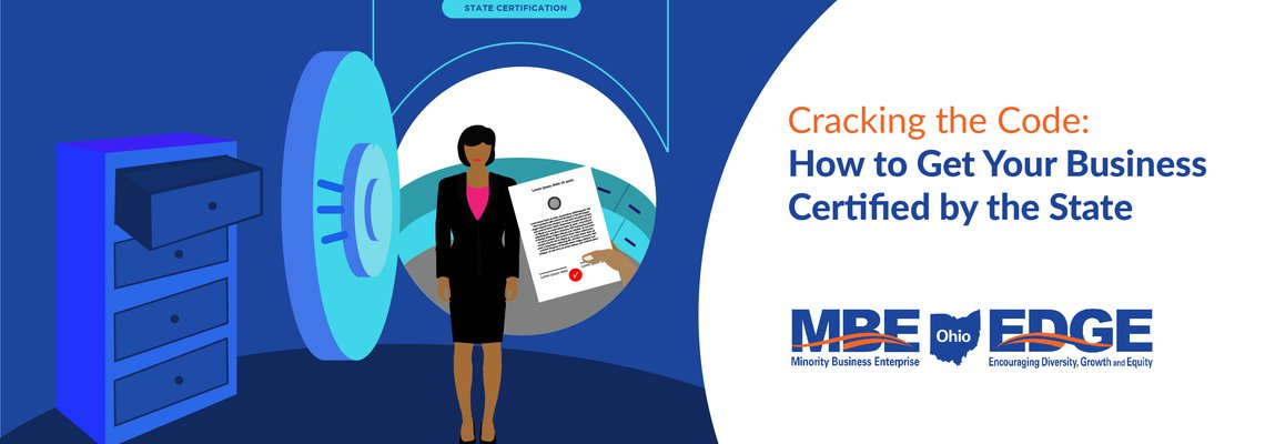 How to get your business certified by the State
