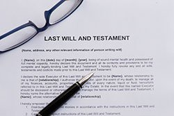 Common Reasons A Will May Be Invalid