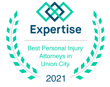Expertise Badge for Best Personal Injury Attorneys in Union City