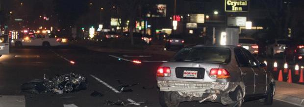 Fatal Motorcycle Accident In Anaheim