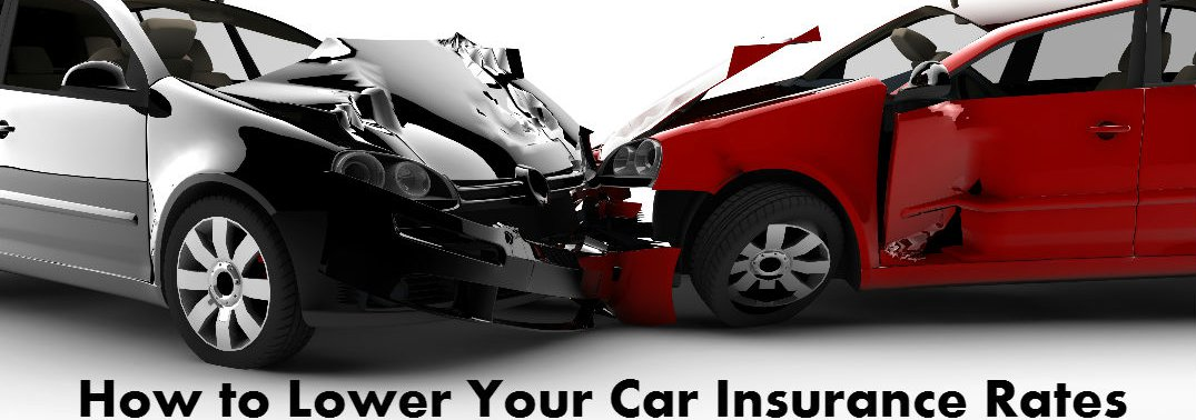 How Can You Lower Your Car Insurance Rates