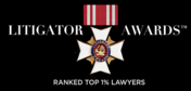 Litigator award