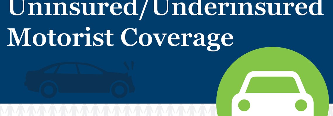 uninsured/underinsured motorist coverage icon