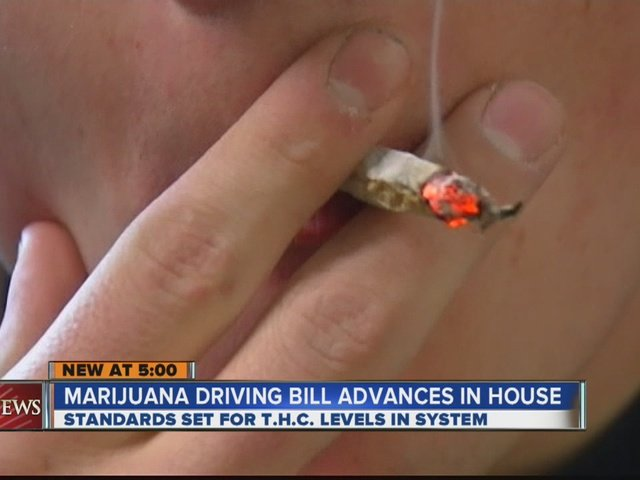 Marijuana Driving Bill